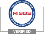 RISQS Railway Industry Supplier Qualification Scheme Verified